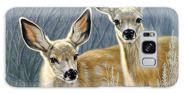 Deer Galaxy Case - Curious Pair by Paul Krapf