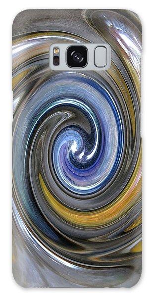 Curlicue Twirl Galaxy Case