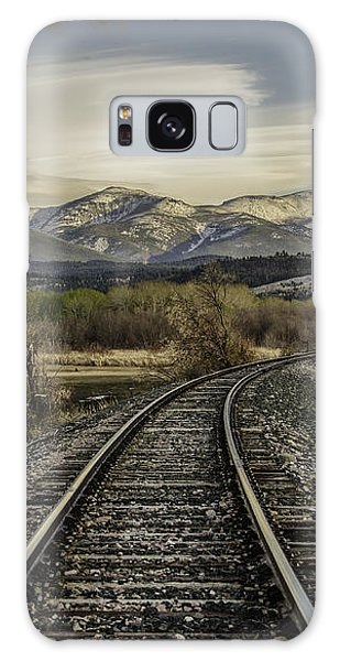 Curve In The Tracks Galaxy Case