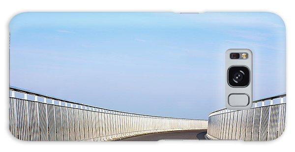 Curved Bridge Galaxy Case
