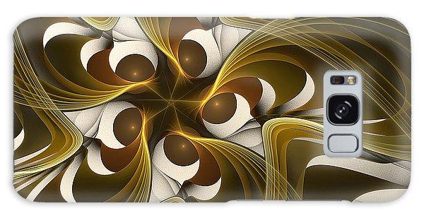 Curves Galaxy Case by Linda Whiteside