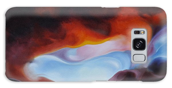 Curves On The Horizon Galaxy Case by Craig Burgwardt