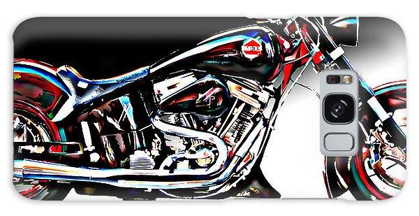 Custom Bike Study 1 Galaxy Case