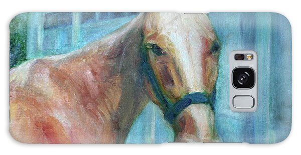 Custom Pet Portrait Painting - Original Artwork -  Horse - Dog - Cat - Bird Galaxy Case
