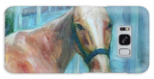Custom Pet Portrait Painting - Original Artwork -  Horse - Dog - Cat - Bird Galaxy Case