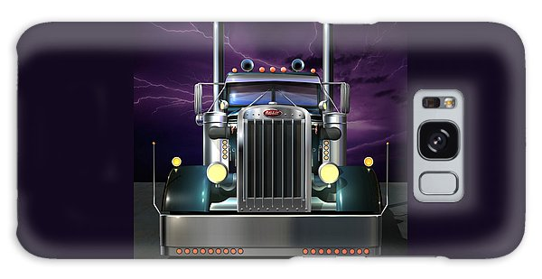 Semis Galaxy Case - Custom Peterbilt 3 by Stuart Swartz