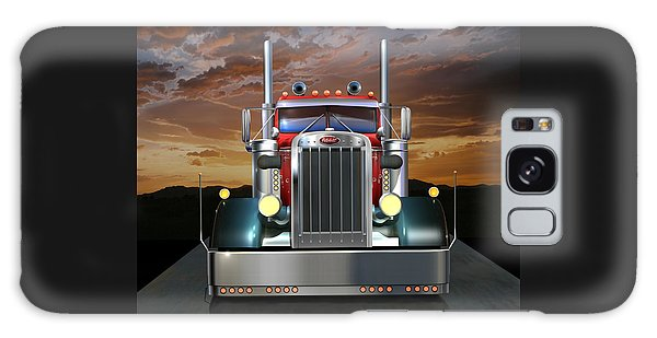 Semis Galaxy Case - Custom Peterbilt by Stuart Swartz
