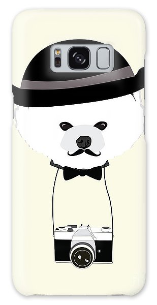 Concept Galaxy Case - Cute Dog Photographer With Old Camera by The Cute Design Studio