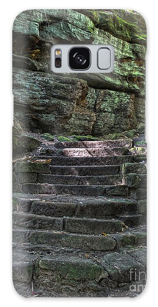 Cuyahoga Valley National Park Galaxy Case