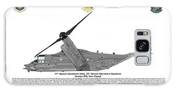 Cv-22b Osprey 20th Sos Galaxy Case