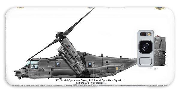 Cv-22b Osprey 71st Sos Galaxy Case