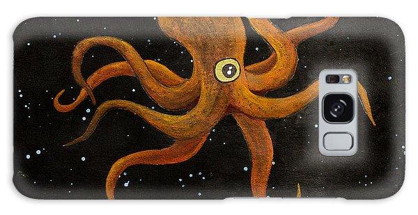 Cycloptopus Black Galaxy Case by Stefanie Forck
