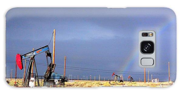 Cymric Field Rainbow Galaxy Case