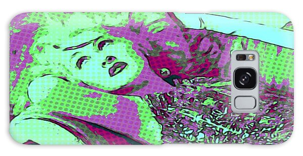Cyndi Lauper Galaxy Case
