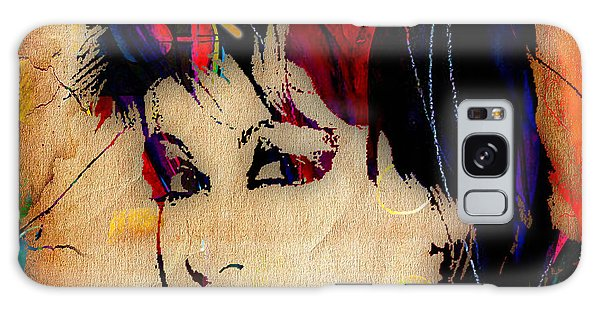 Cyndi Lauper Collection Galaxy Case
