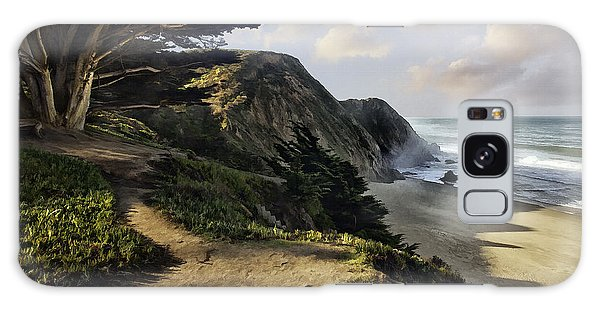 Cypress Beach Galaxy Case
