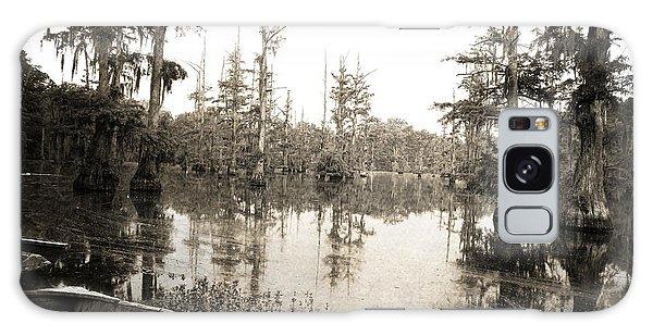 Cypress Swamp Galaxy Case