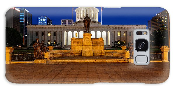 D13l112 Ohio Statehouse Photo Galaxy Case