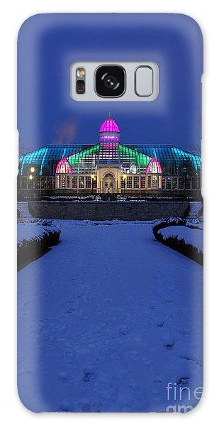 D5l287 Franklin Park Conservatory Photo Galaxy Case