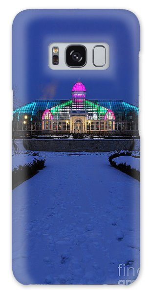 D5l287 Franklin Park Conservatory Photo Galaxy Case