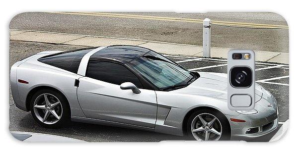 Dad's Corvette  Galaxy Case