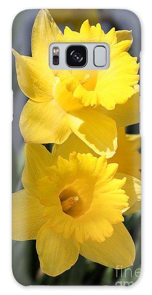 Daffodil Delight Galaxy Case
