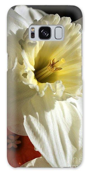 Daffodil Still Life Galaxy Case