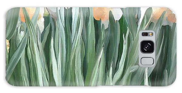 Daffodils In The Midst Galaxy Case