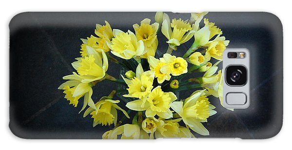 Daffodils Reaching Out Galaxy Case