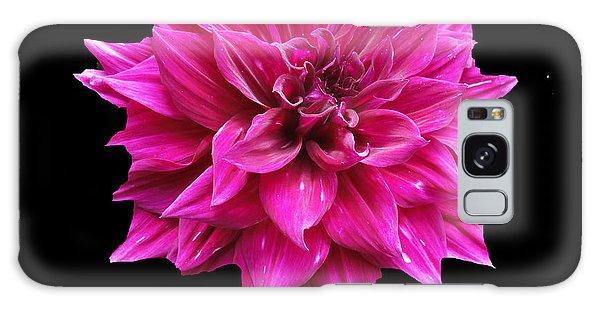 Dahlia Blossom Galaxy Case