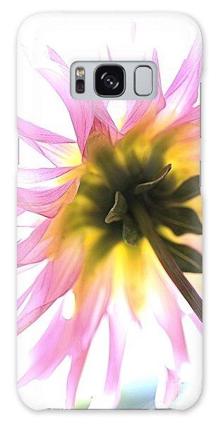 Dahlia Flower Galaxy Case