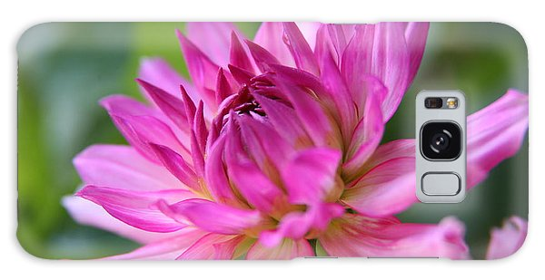 Dahlia Galaxy Case by Lynn England