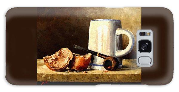 Galaxy Case - Daily Bread #3 by Jim Gola