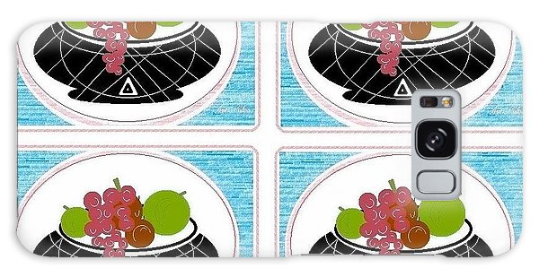Daily Fruit Galaxy Case by Ann Calvo