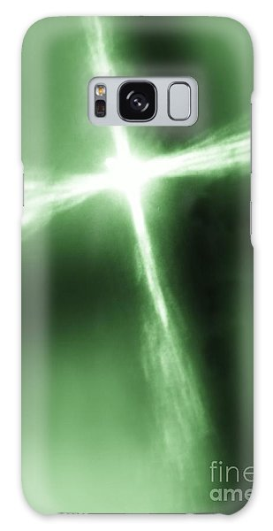 Daily Inspiration Ll Galaxy Case by Robin Coaker