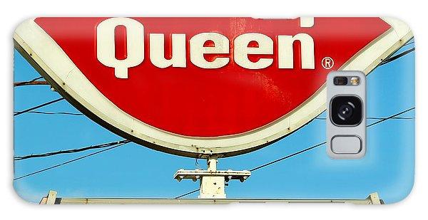 Dairy Queen Sign Galaxy Case