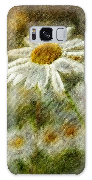 Daisies ... Again - P11at01 Galaxy Case by Variance Collections