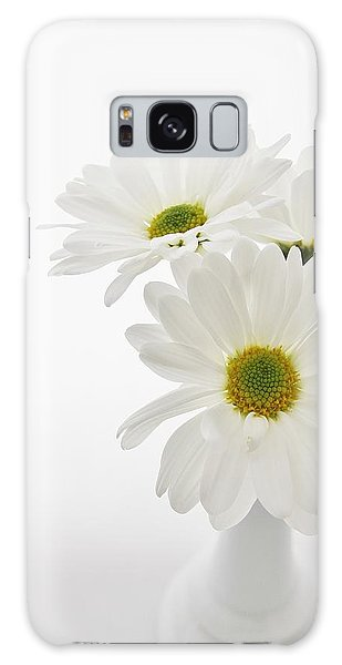 Daisies For You Galaxy Case by Diane Alexander