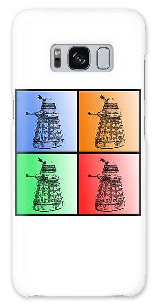Dalek Pop Art Galaxy Case