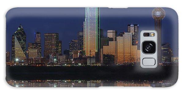 Dallas Aglow Galaxy Case
