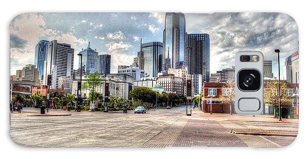 Dallas Near Farmers Market Galaxy Case