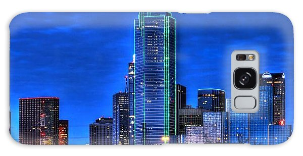 Dallas Skyline Hd Galaxy Case