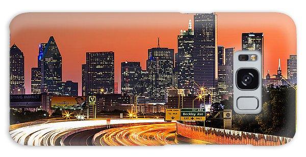 Dallas Sunrise Galaxy Case