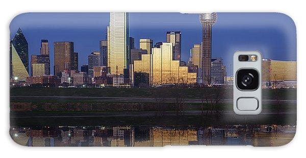 Dallas Twilight Galaxy Case by Rick Berk