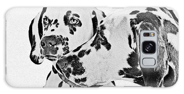 Dalmatians - A Great Breed For The Right Family Galaxy Case