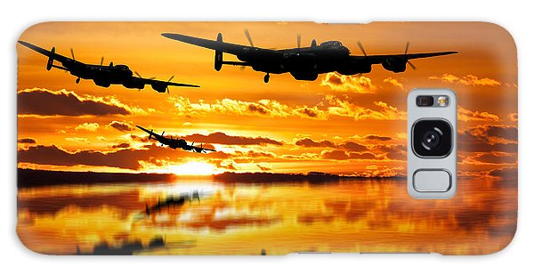 Dambusters Avro Lancaster Bombers Galaxy Case