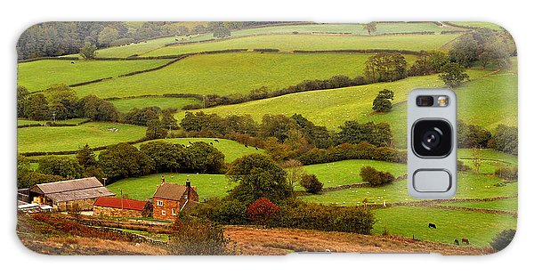 Danby Dale Yorkshire Moors Galaxy Case