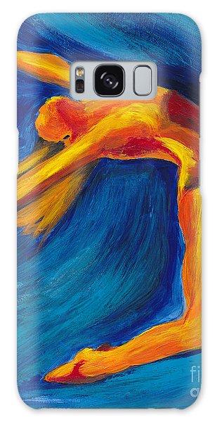 Dance Galaxy Case by Denise Deiloh
