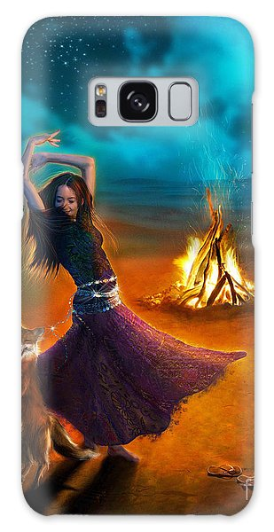 Gypsy Galaxy Case - Dance Dervish Fox by Aimee Stewart