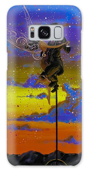 Dance Enchanted Galaxy Case